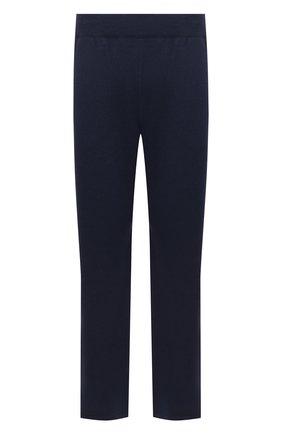 Мужской шерстяные брюки CANALI синего цвета, арт. C0759B/MK00982 | Фото 1