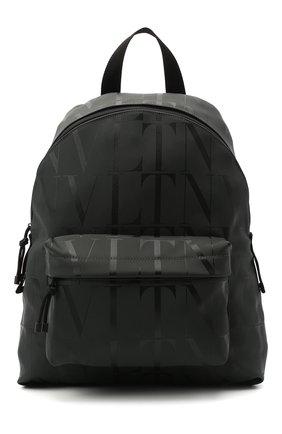 Мужской текстильный рюкзак valentino garavani VALENTINO черного цвета, арт. UY0B0993/BUK | Фото 1