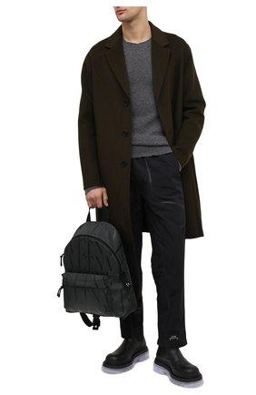 Мужской текстильный рюкзак valentino garavani VALENTINO черного цвета, арт. UY0B0993/BUK | Фото 2