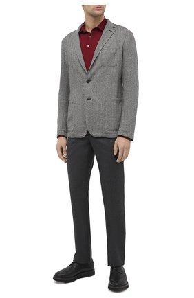 Мужской шерстяной пиджак ALTEA серого цвета, арт. 2062059 | Фото 2