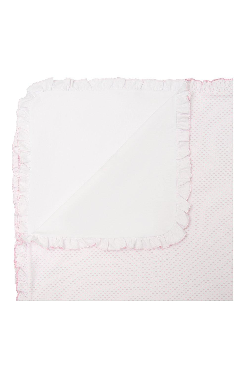 Детского хлопковая пеленка MAGNOLIA BABY розового цвета, арт. 562-62-PK   Фото 1 (Материал: Текстиль, Хлопок)