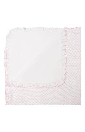 Детского хлопковая пеленка MAGNOLIA BABY розового цвета, арт. 562-62-PK | Фото 1