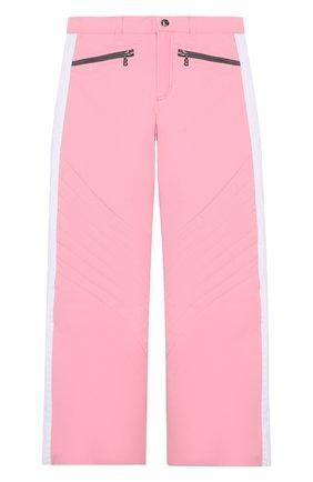 Детские утепленные брюки BOGNER KIDS светло-розового цвета, арт. 15705186 | Фото 1