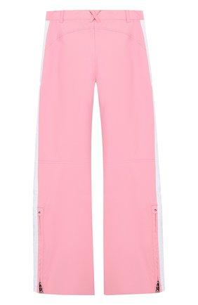 Детские утепленные брюки BOGNER KIDS светло-розового цвета, арт. 15705186 | Фото 2