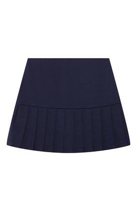 Детская юбка POLO RALPH LAUREN синего цвета, арт. 313798271 | Фото 2
