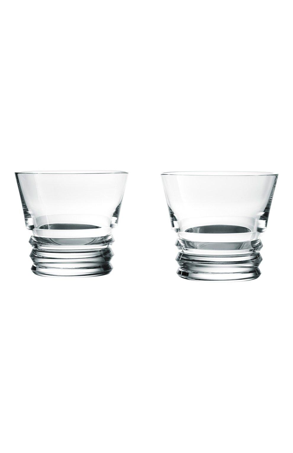 Мужского набор из 2-х стаканов для виски vega №2 BACCARAT прозрачного цвета, арт. 2 104 381 | Фото 1