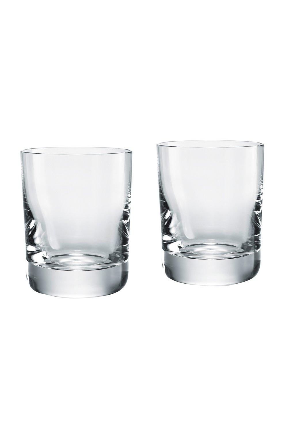 Мужского набор из 2-х стаканов для виски perfection №3 BACCARAT прозрачного цвета, арт. 2 811 583 | Фото 1