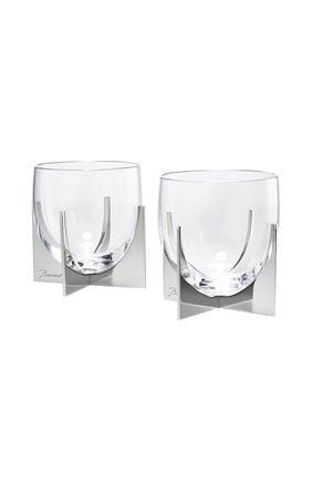 Набор из 2-х стаканов для виски paraison BACCARAT прозрачного цвета, арт. 2 812 380 | Фото 1