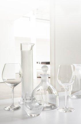 Мужского набор из 2-х стаканов для виски 100 points LALIQUE прозрачного цвета, арт. 10332800 | Фото 2