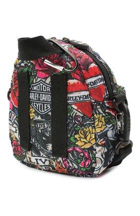 Детская рюкзак HARLEY-DAVIDSON разноцветного цвета, арт. 99668  Tattoo | Фото 2