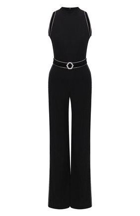 Женский комбинезон PHILIPP PLEIN черного цвета, арт. F20C WRG1585 PTE138N | Фото 1