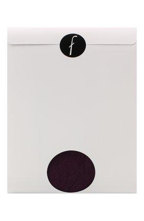 Женские колготки DRIES VAN NOTEN фиолетового цвета, арт. 202-11901   Фото 2