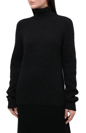 Женский свитер JOSEPH темно-серого цвета, арт. JF005038   Фото 3