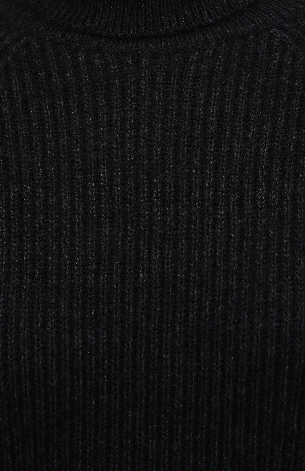 Женский свитер JOSEPH темно-серого цвета, арт. JF005038   Фото 5