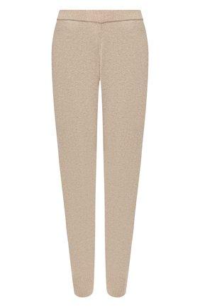 Женские шерстяные брюки JOSEPH бежевого цвета, арт. JF005054   Фото 1