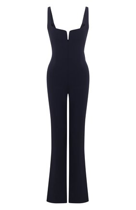 Женский комбинезон GALVAN LONDON темно-синего цвета, арт. 100C0PS2000 | Фото 1