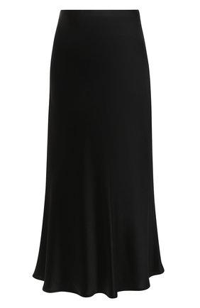 Женская юбка GALVAN LONDON черного цвета, арт. 100SGSK4000 | Фото 1