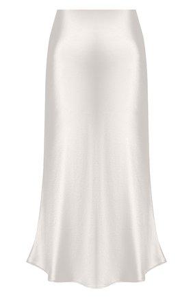 Женская юбка GALVAN LONDON серебряного цвета, арт. 120SGSK4000 | Фото 1