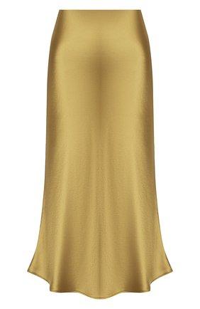Женская юбка GALVAN LONDON зеленого цвета, арт. 120SGSK4000 | Фото 1