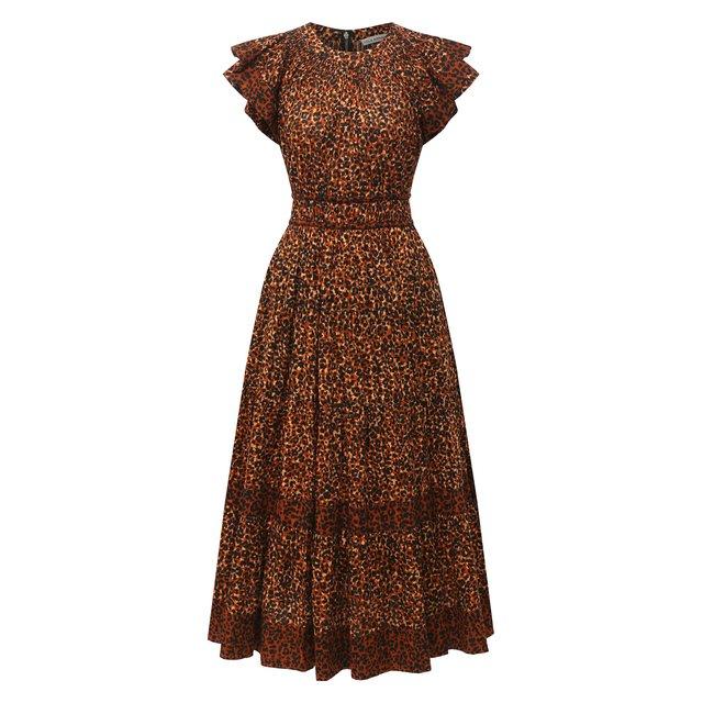 Хлопковое платье Ulla Johnson
