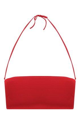 Женский бра-топ STELLA MCCARTNEY красного цвета, арт. S7BX00950 | Фото 1