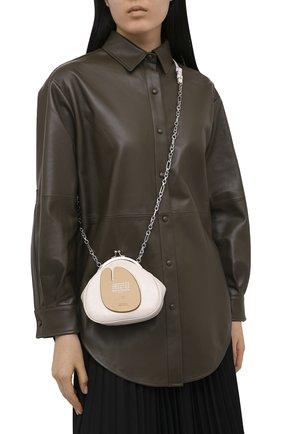Женский сумка tabi MAISON MARGIELA бежевого цвета, арт. S56WG0114/PS298 | Фото 2