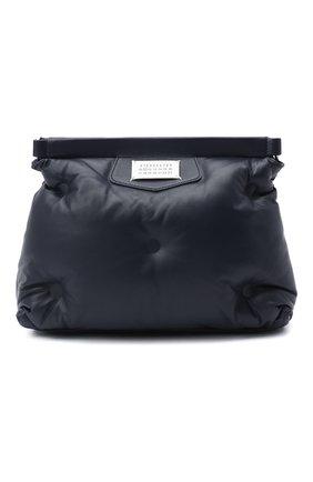 Женская сумка glam slam MAISON MARGIELA темно-синего цвета, арт. S61WG0032/PR818 | Фото 1