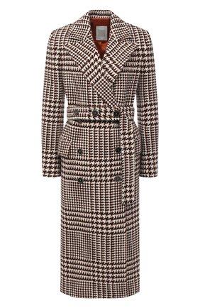 Женское шерстяное пальто ELEVENTY разноцветного цвета, арт. B80CAPB01 TES0B192 | Фото 1