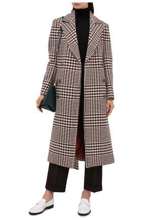 Женское шерстяное пальто ELEVENTY разноцветного цвета, арт. B80CAPB01 TES0B192 | Фото 2