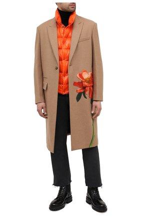 Мужские кожаные ботинки GIANVITO ROSSI черного цвета, арт. U73550.20CU0.SEMNENE | Фото 2