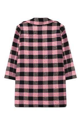 Детское пальто MARNI розового цвета, арт. M002R3-M00IL | Фото 2