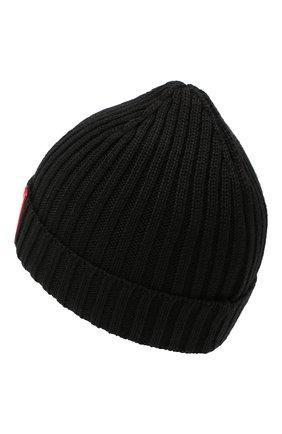 Детского шапка FREEDOMDAY черного цвета, арт. IFRJB825Z8-05 | Фото 2