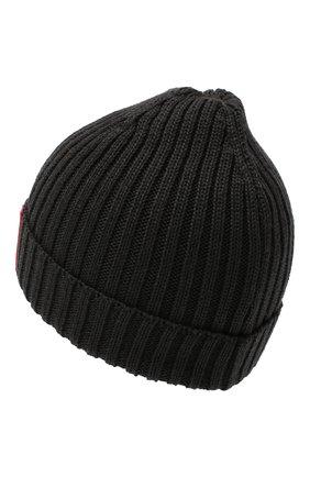 Детского шапка FREEDOMDAY серого цвета, арт. IFRJB825Z8-05 | Фото 2