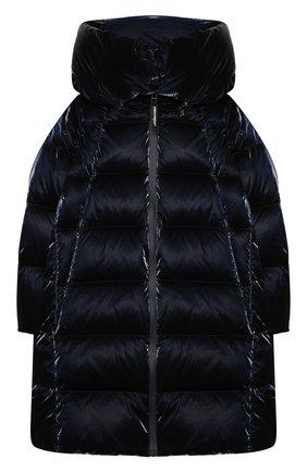 Детское пуховое пальто FREEDOMDAY синего цвета, арт. IFRJG661Z7-82-RD | Фото 1
