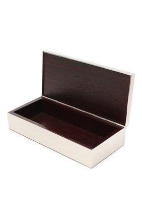 Мужского шкатулка aiden RALPH LAUREN коричневого цвета, арт. 682558103001 | Фото 2