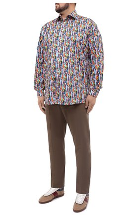 Мужская рубашка ETON разноцветного цвета, арт. 1000 01446 | Фото 2