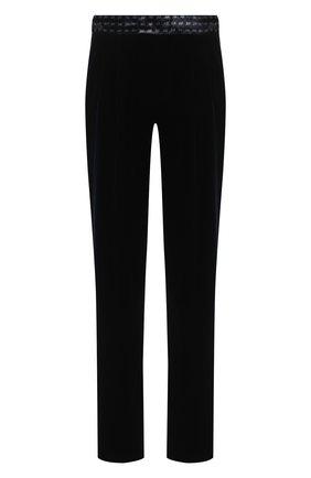 Мужской брюки GIORGIO ARMANI темно-синего цвета, арт. 0WGPP0E4/T0025 | Фото 1