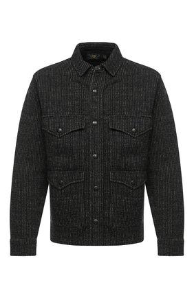 Мужская куртка RRL черного цвета, арт. 782799965 | Фото 1
