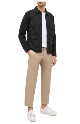 Мужская куртка RRL черного цвета, арт. 782799965 | Фото 2