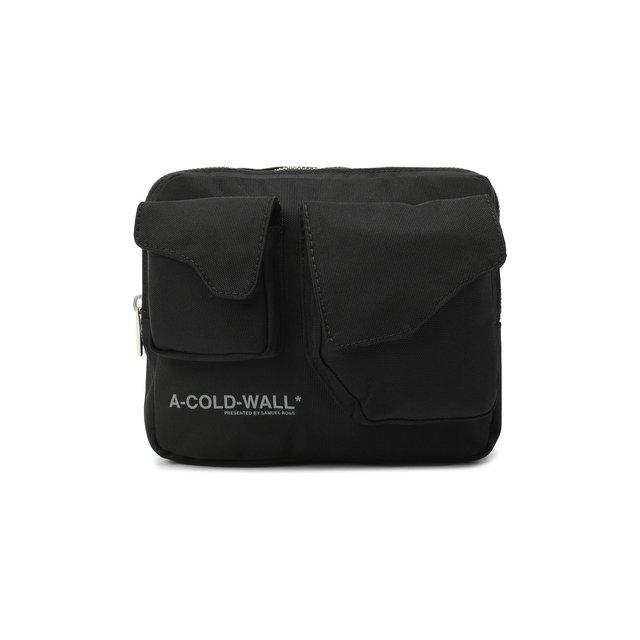 Текстильная поясная сумка A-COLD-WALL*