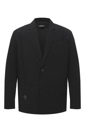 Мужской пиджак A-COLD-WALL* черного цвета, арт. ACWMH009E | Фото 1