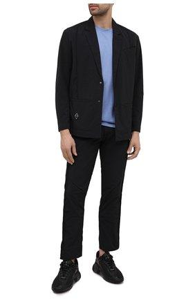 Мужской пиджак A-COLD-WALL* черного цвета, арт. ACWMH009E | Фото 2