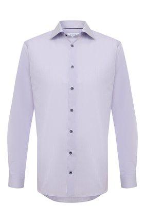 Мужская хлопковая сорочка ETON сиреневого цвета, арт. 1000 01861 | Фото 1