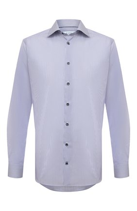 Мужская хлопковая сорочка ETON синего цвета, арт. 1000 01861   Фото 1