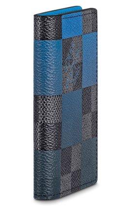 Мужской футляр для документов LOUIS VUITTON синего цвета, арт. N40412   Фото 2