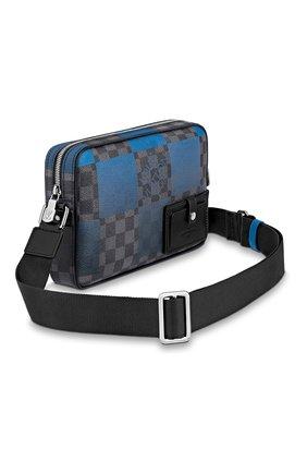 Мужская сумка alpha LOUIS VUITTON синего цвета, арт. N40408 | Фото 2
