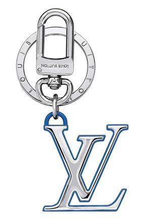 Мужской брелок lv chromatic LOUIS VUITTON синего цвета, арт. M69974   Фото 1