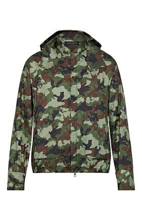 Мужская куртка LOUIS VUITTON зеленого цвета, арт. 1A7X5D | Фото 1