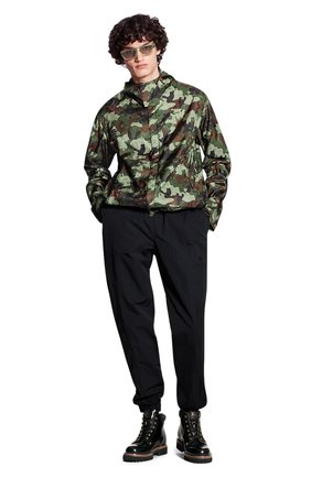 Мужская куртка LOUIS VUITTON зеленого цвета, арт. 1A7X5D | Фото 2
