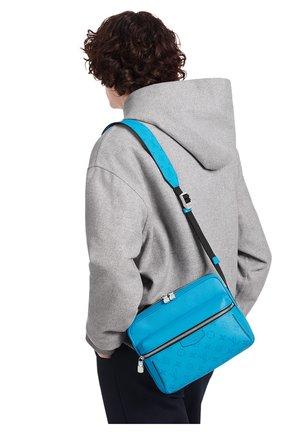 Мужская сумка outdoor LOUIS VUITTON голубого цвета, арт. M30429   Фото 2